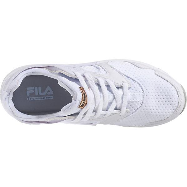 FILA, Base Low, Fleetwood Sneakers Low, Base weiß   dec64a