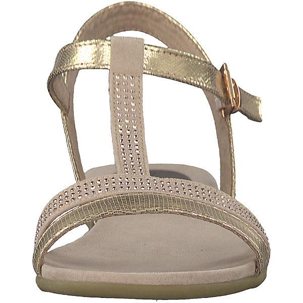 Gold sandalen Marco T steg Tozzi NX0PknO8w