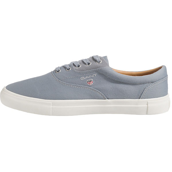GANT, Hero Sneakers Low,  hellgrau  Low,  8c8f75