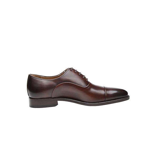 SHOEPASSION, Business-Schnürschuhe No. Qualität 5227, dunkelbraun  Gute Qualität No. beliebte Schuhe 952f9f