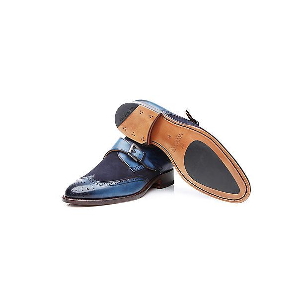 SHOEPASSION Klassische Halbschuhe No. 1155 blau  Gute Qualität beliebte Schuhe