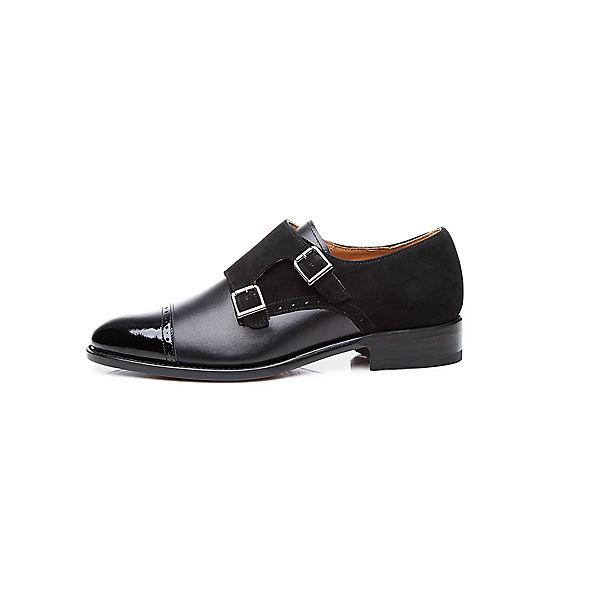 SHOEPASSION Klassische Halbschuhe No. 1109 schwarz Schuhe  Gute Qualität beliebte Schuhe schwarz 2fdcb1