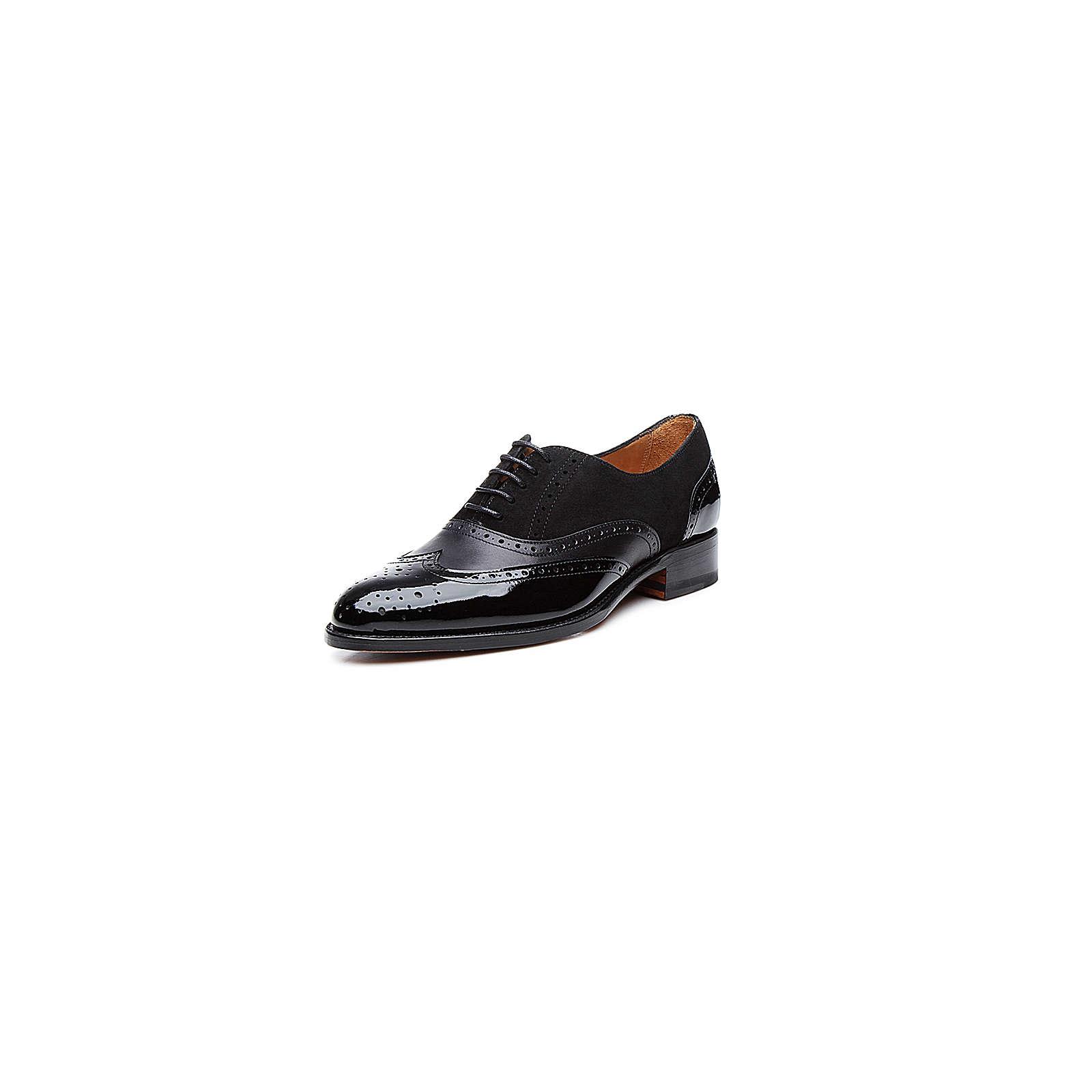 Shoepassion Schnürschuhe No. 1106 Schnürschuhe schwarz Damen Gr. 37,5