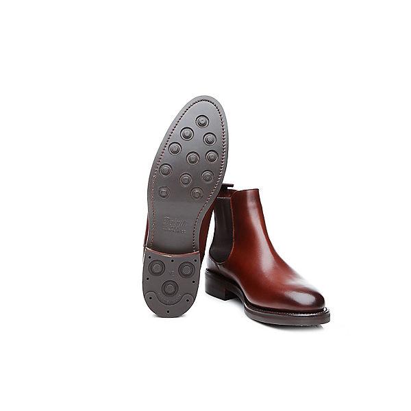 SHOEPASSION Boots dunkelbraun No 262 Chelsea 0rwS5Rq0