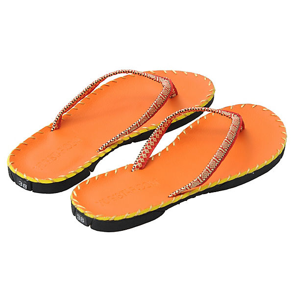 Yogistar Yogasandalen Yogistar Orange orange