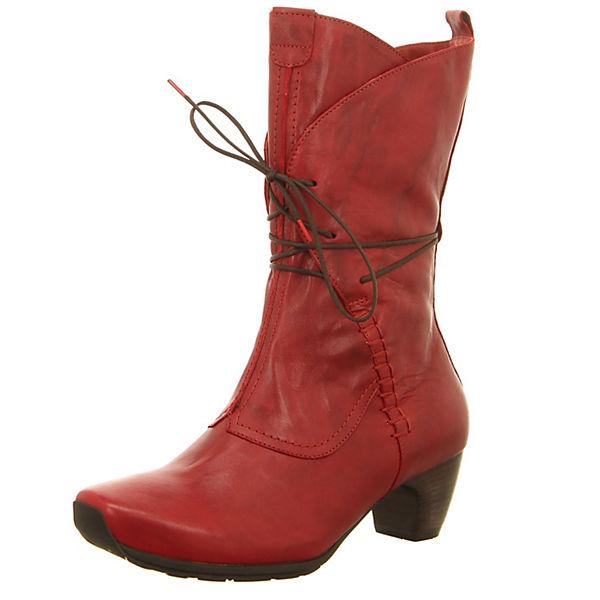 Klassische Stiefel Stiefel Think rot Klassische Stiefel rot rot Think Think Klassische Bwgqn14