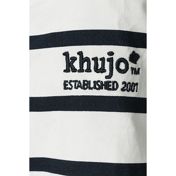 Wintermantel Wintermantel Khujo Khujo weiß Khujo weiß Wintermantel schwarz schwarz schwarz weiß Khujo d5OHqUcA