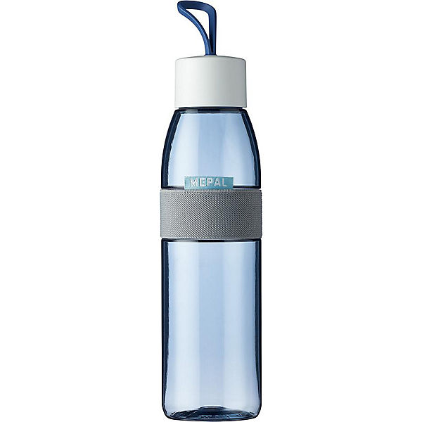 Trinkflasche Ellipse nordic denim, 500 ml