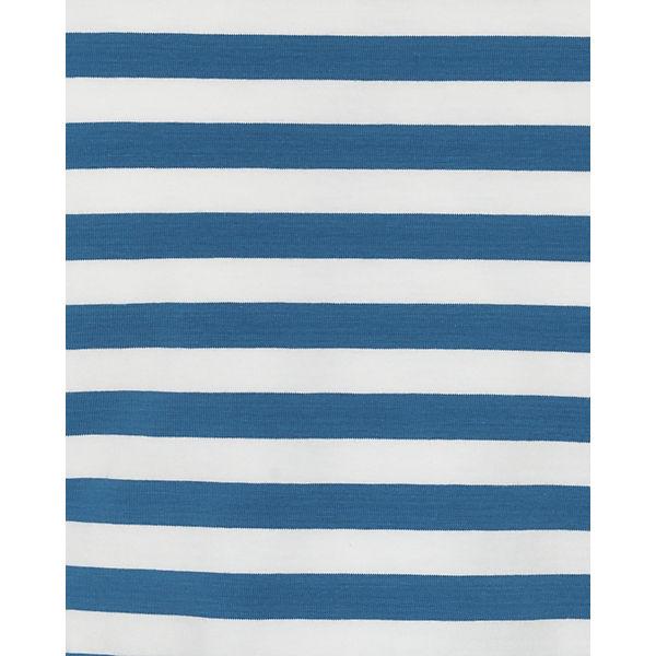 Blutsgeschwister Arm 3 weiß blau Shirt 4 rEvA6qdwr