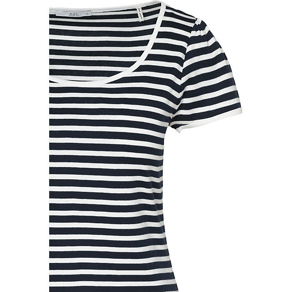 Shirt ESPRIT edc by T blau qpt0wx45R0