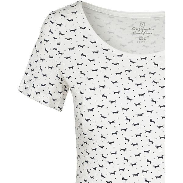 Shirt T offwhite ESPRIT ESPRIT T gwq6tR0