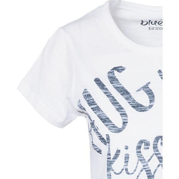 Shirts blue T weiß weiß blue blue Shirts Shirts T T weiß blue T wa8xq5aZ6