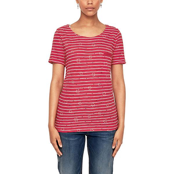 pink s Oliver Shirt T Oliver T s Shirt pink wFq8wv
