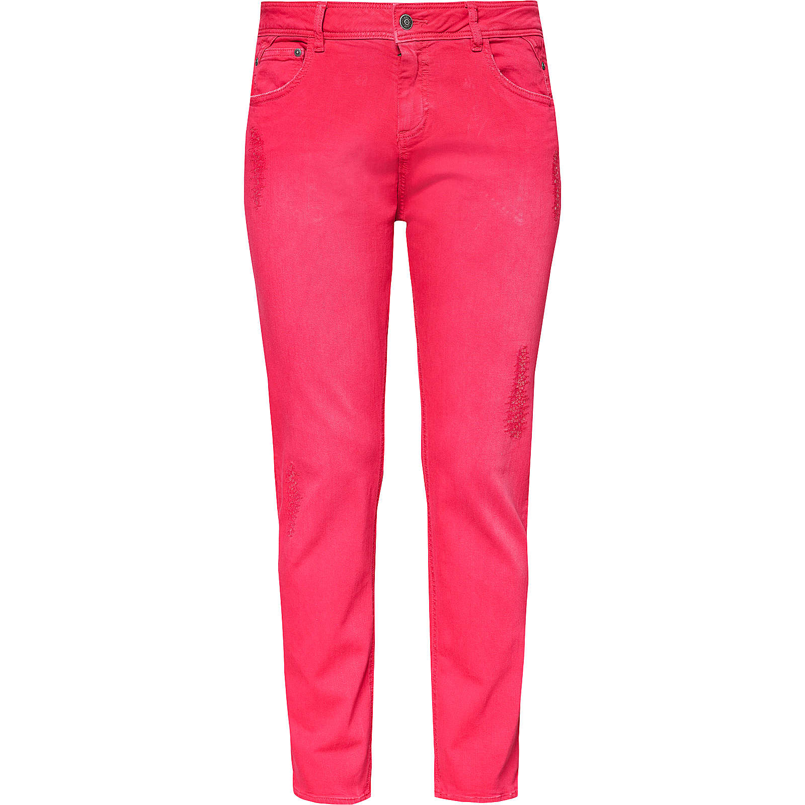 s.Oliver Jeans Casual Girlfriend pink Damen Gr. 34