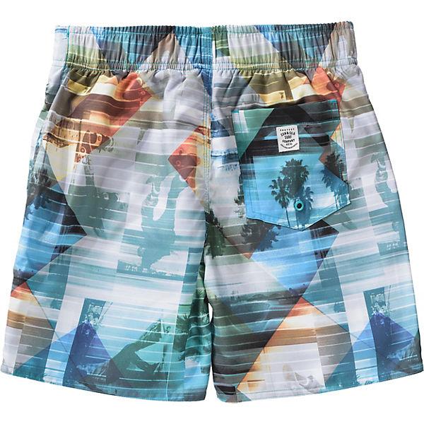 exquisiter Stil UK-Shop Größe 7 PROTEST, Badeshorts DOBBS für Jungen, blau | mirapodo