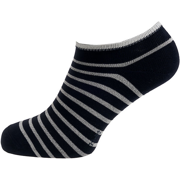 Nautical ein Paar Sneakersocken