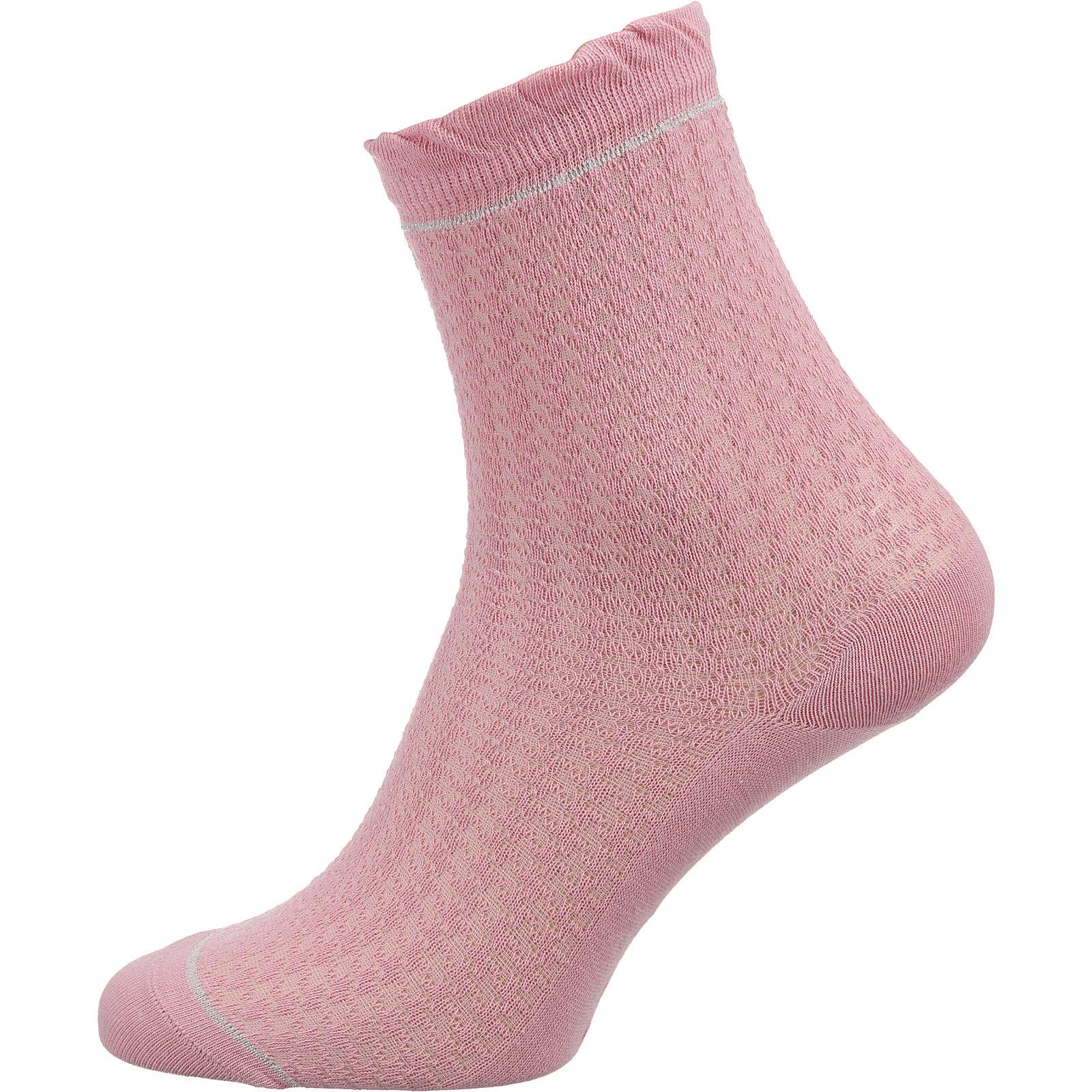 ESPRIT ein Paar Socken rosa Damen Gr. 35-38