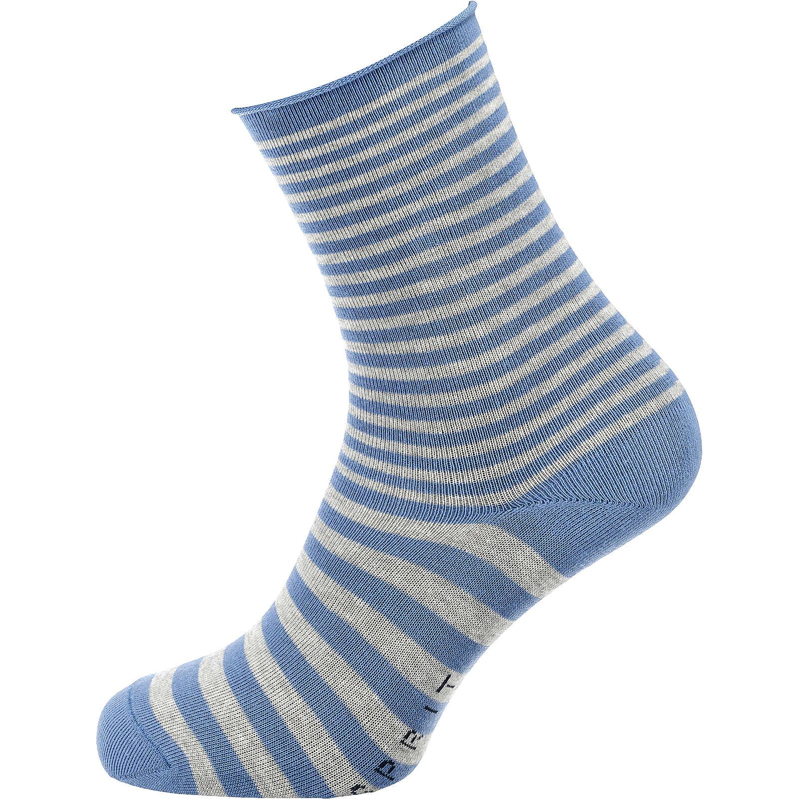 ESPRIT ein Paar Socken blau-kombi Damen Gr. 35-38