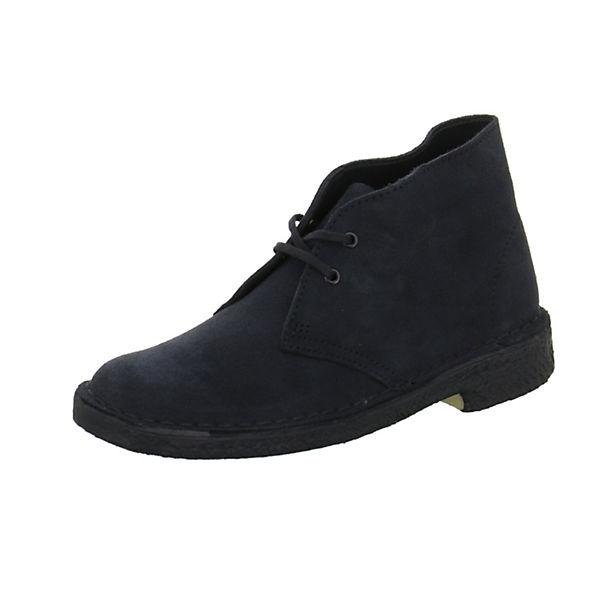 Clarks ORIGINALS Desert Boots blau