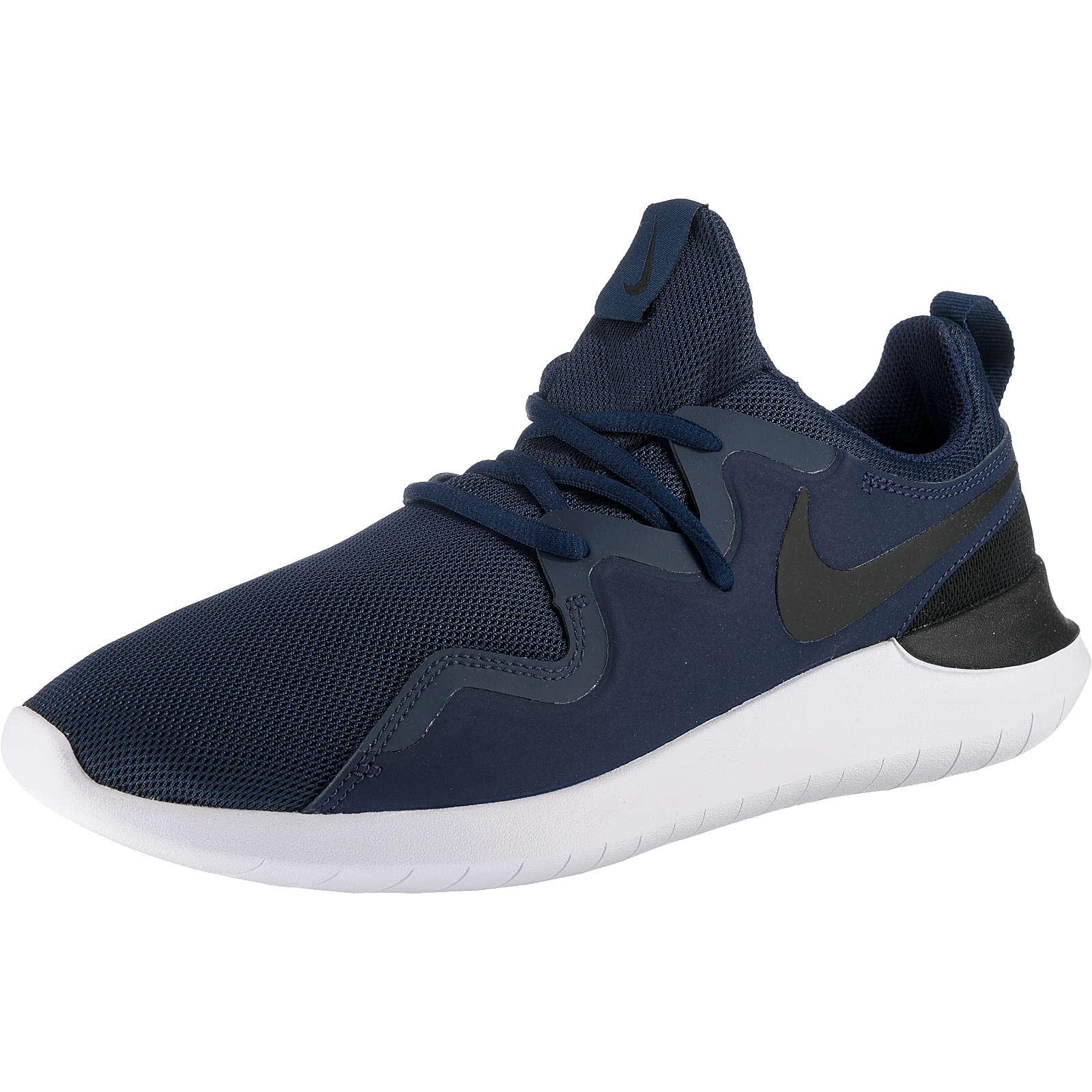 Nike Sportswear Tessen Sneakers dunkelblau Herren Gr. 40