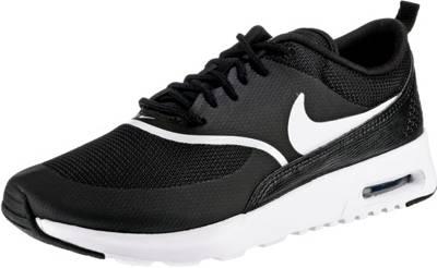 Nike Sportswear, Air Max Thea Sneakers Low, schwarz