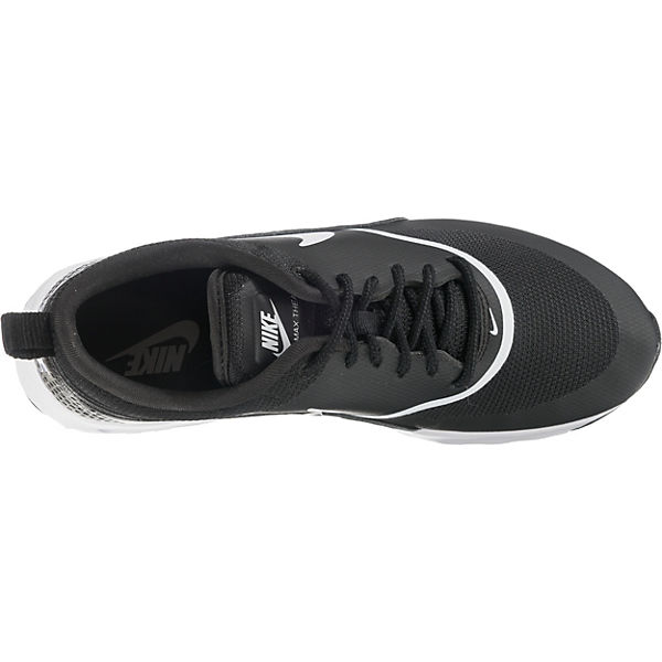 Air Nike Thea Sneakers Sportswear schwarz Max kombi 4n4qw056Rr