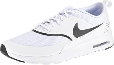 Nike Air Max Sneakers in weiß online kaufen | mirapodo