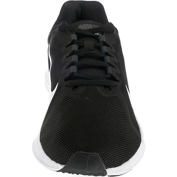 Laufschuhe schwarz Downshifter Performance kombi 8 Nike wxIf5qt7t