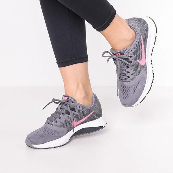Nike Performance, Zoom Span 2 Sportschuhe, grau-kombi  Gute Qualität beliebte Schuhe
