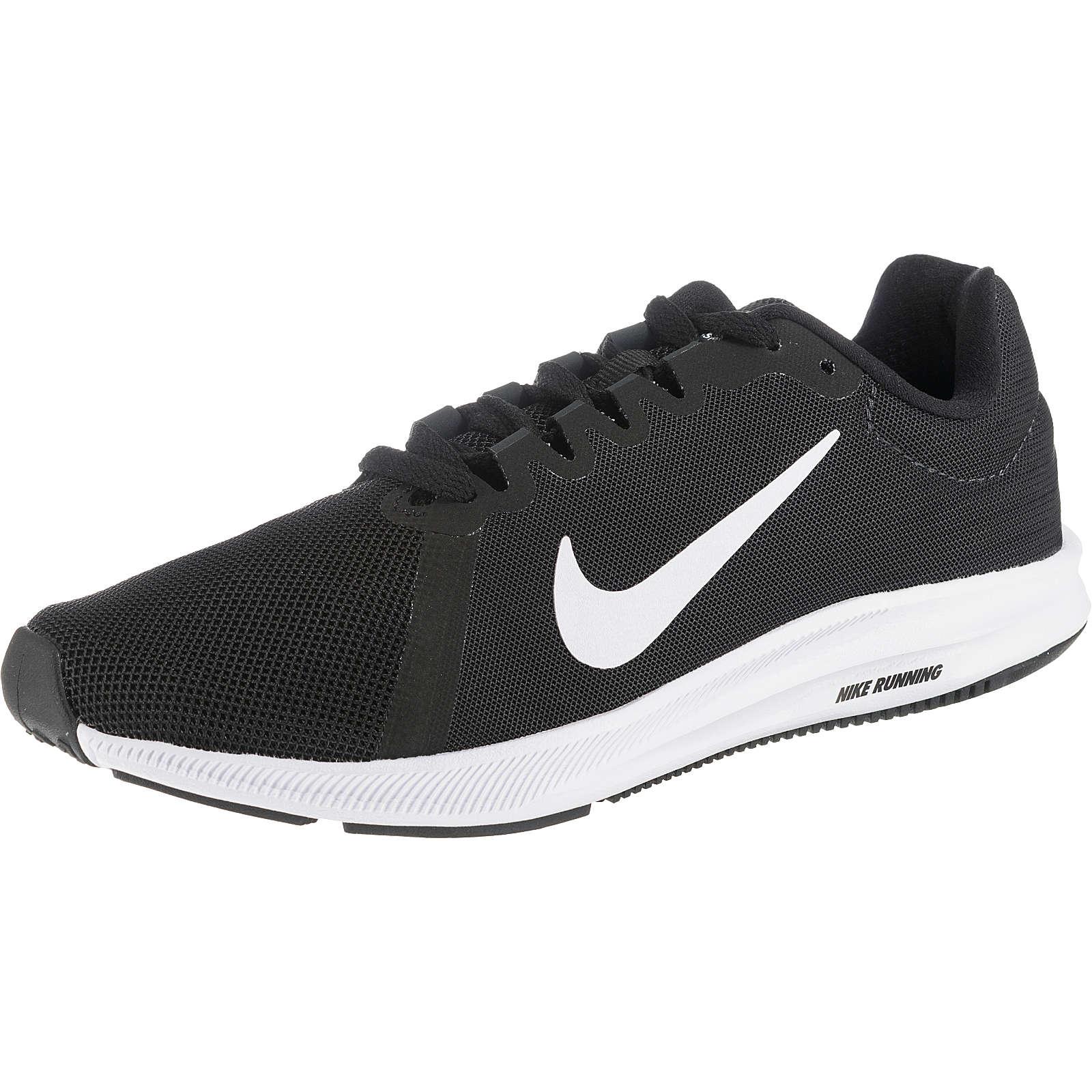 Nike Performance Downshifter 8 Laufschuhe schwarz-kombi Damen Gr. 40