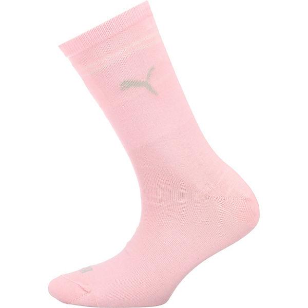 2 Socken PUMA PUMA Socken Paar pink CgA65Hqw