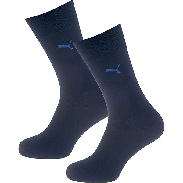PUMA 2 dunkelblau Paar Socken PUMA Socken Prn5xPqF