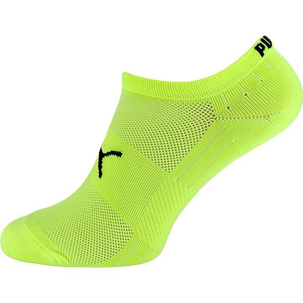 2 gelb PUMA PUMA Paar Sneakersocken kombi Socken Z55fqvw