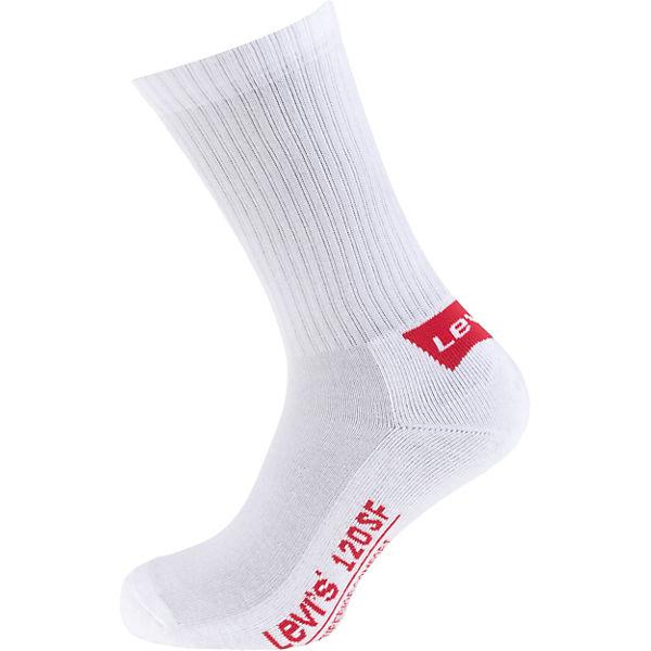 weiß Levi's® Levi's® Paar 2 Socken Socken qXSXRwz