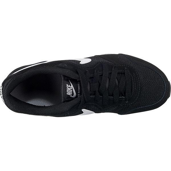 NIKE Sneakers Nike MD Runner für Jungen schwarz