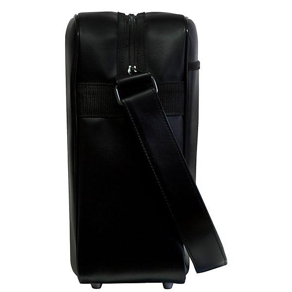Logoshirt® Schultertasche Japan Air Lines schwarz/rot