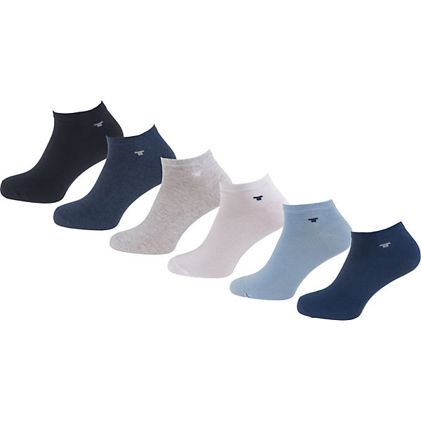6 Paar Sneakersocken