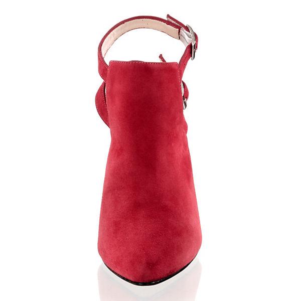 Alba  Moda, Hochfront-Pumps, rot  Alba Gute Qualität beliebte Schuhe 67b7e2