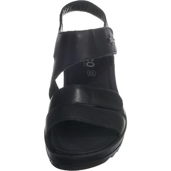 IGI & CO DCY 11735 11735 11735 Keilsandaletten schwarz  Gute Qualität beliebte Schuhe 944177