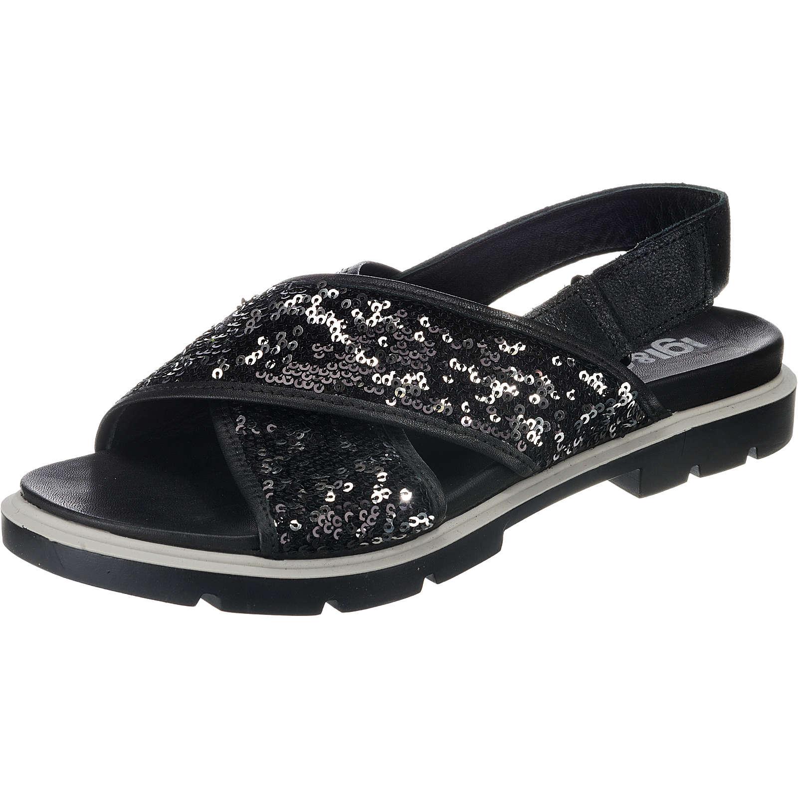 IGI & CO DSR 11698 Klassische Sandaletten schwarz Damen Gr. 37