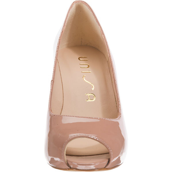 Unisa, Qualität Peeptoe-Pumps, rosa  Gute Qualität Unisa, beliebte Schuhe dce756