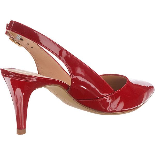 Unisa, Sling-Pumps, rot Qualität  Gute Qualität rot beliebte Schuhe 1738d0