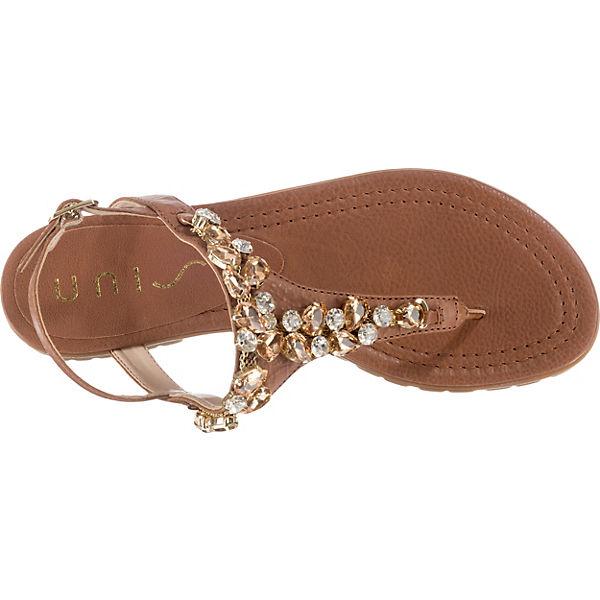 Unisa, Qualität Zehentrenner, braun  Gute Qualität Unisa, beliebte Schuhe 1a5a67