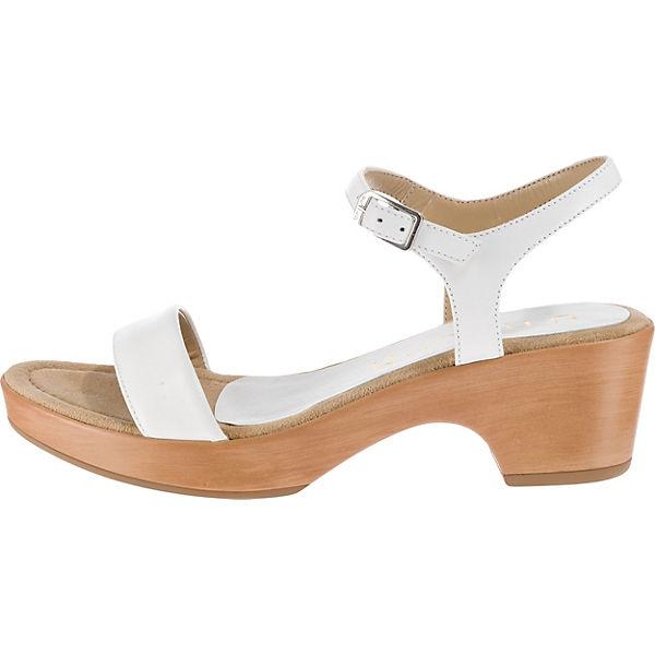 Unisa Klassische Sandaletten weiß