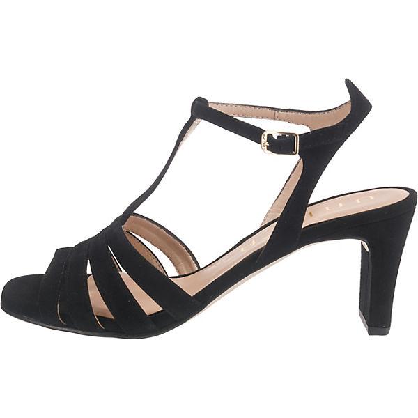 Unisa Klassische Sandaletten schwarz