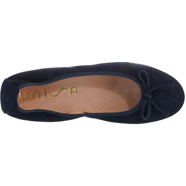 Unisa, ACOR_18_KS BLACK KSDE_SS Klassische Ballerinas, blau Schuhe  Gute Qualität beliebte Schuhe blau bf2b44