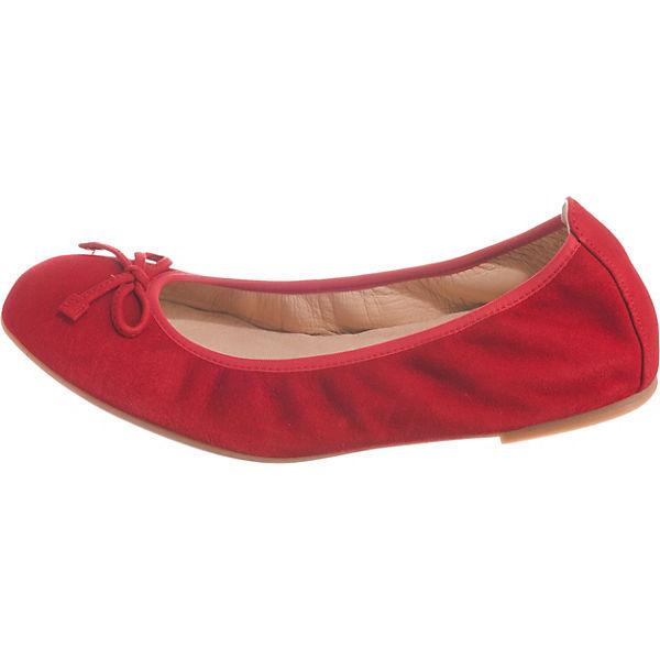 Unisa Klassische Ballerinas rot Unisa Klassische Unisa rot Ballerinas awvHIq