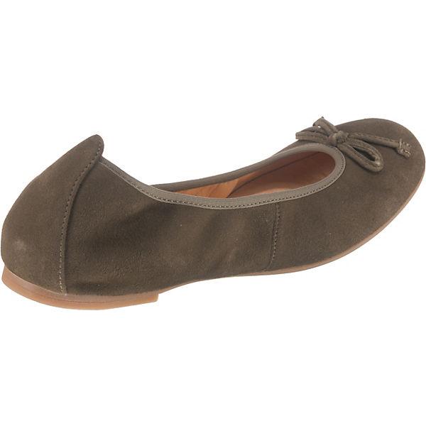 Unisa, Klassische Ballerinas, grün  Schuhe Gute Qualität beliebte Schuhe  b7b96d