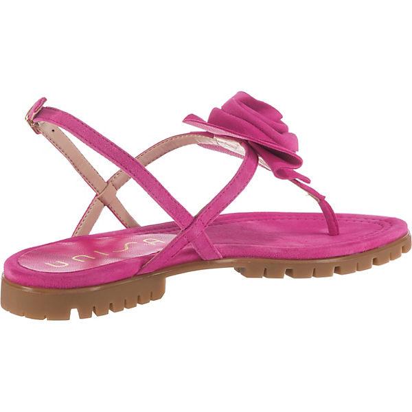 Unisa,  Zehentrenner, pink  Unisa, Gute Qualität beliebte Schuhe 7216be