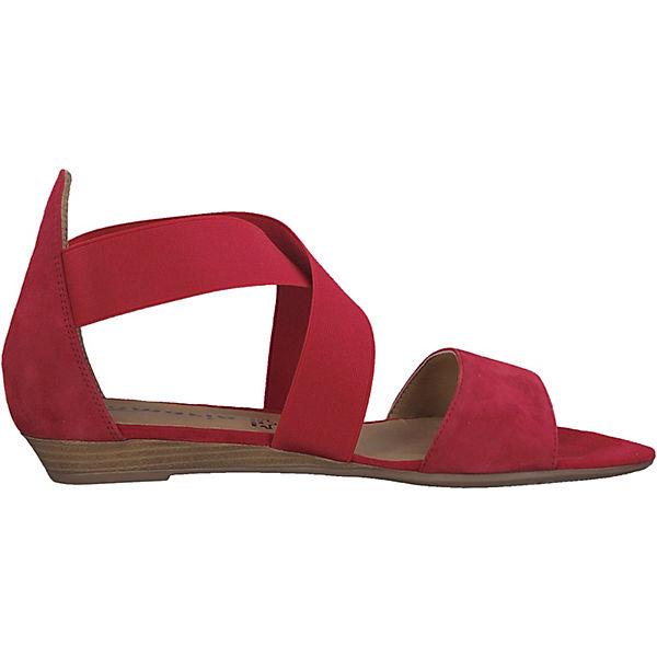 Tamaris, Klassische Sandalen, Qualität rot  Gute Qualität Sandalen, beliebte Schuhe 482b30